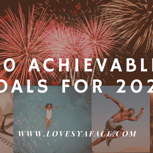 10 Achievable New Years' Goals for 2021