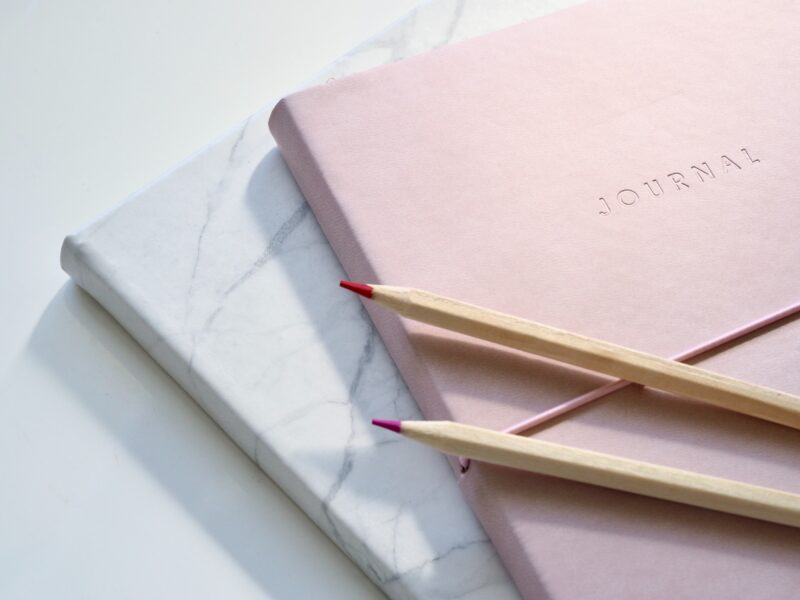 Self care and Journalling
